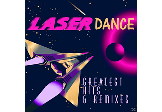 Laserdance - GREATEST HITS & REMIXES - (Vinyl)