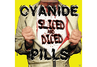 Cyanide Pills - Sliced And Diced - (Vinyl)