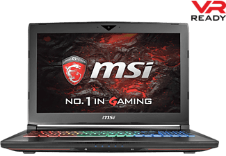 MSI Gaming laptop GT62VR 7RD Dominator Intel Core i7-7700HQ (GT62VR 7RD-230BE)