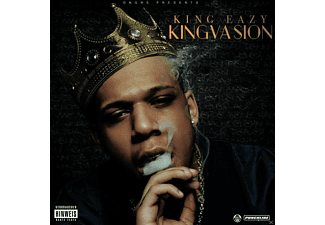 KinG Eazy - Kingvasion - (CD)