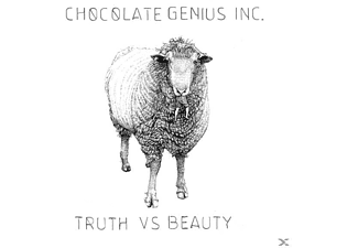 CHOCOLATE GENIUS INC. - Truth Vs Beauty - (Vinyl)