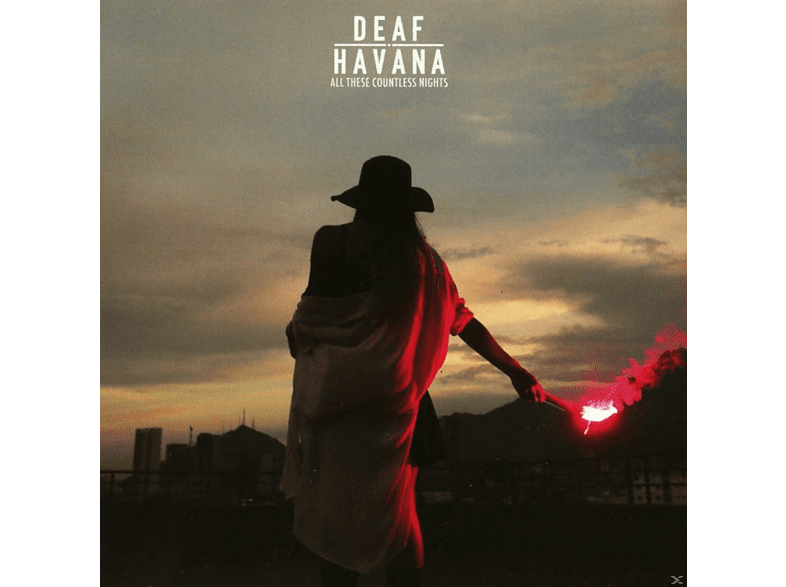 Deaf Havana - All These Countless Nights  [CD]
