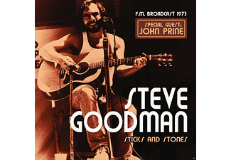 Steve ft. John Prine Goodman - Sticks And Stones [CD]
