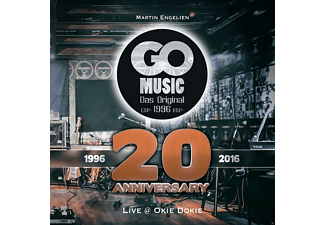 Martin Engelien - 20th Anniversary GO MUSIC Live@Okie Dokie - (CD)