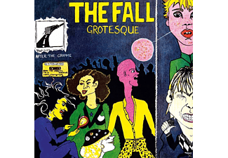The Fall - Grotesque - (CD)