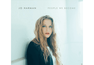 Jo Harman - People We Become - (CD)