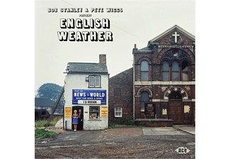 VARIOUS - English Weather - (CD)