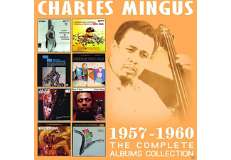 Charles Mingus - The Complete Albums Collection: 1957-1960 - (CD)