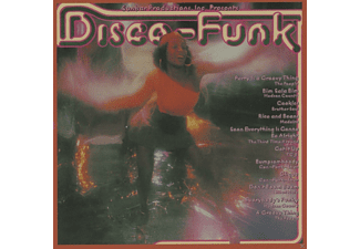 VARIOUS - Disco-Funk - (CD)