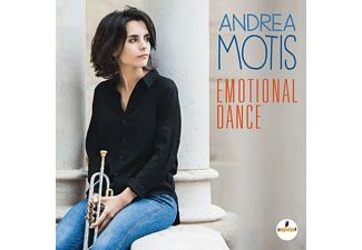 Andrea Motis - Emotional Dance - (CD)