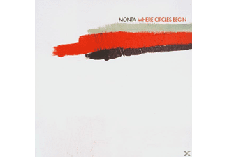 Monta - Where Circles Begin - (CD)