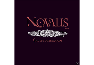 Novalis Deux - ghosts over europe - (CD)