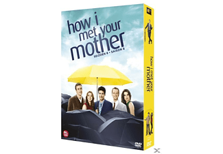 How I Met Your Mother Seizoen 8 TV-serie