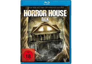 Horror House Box (Blu-Ray) - (Blu-ray)