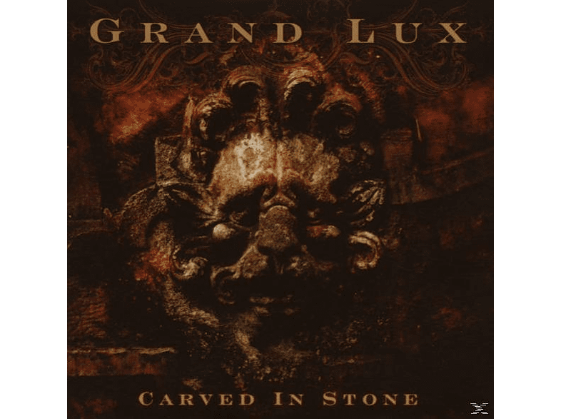 Grand Lux - Carved In Stone [CD]