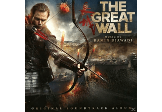 Ramin Djawadi - Great Wall,The(Original Motion Picture Soundtrack - (CD)