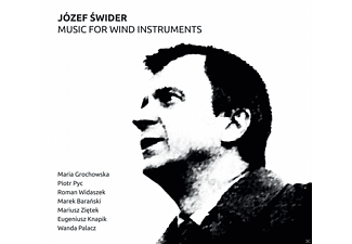 VARIOUS - Józef Świder: Music for Wind Instruments - (CD)