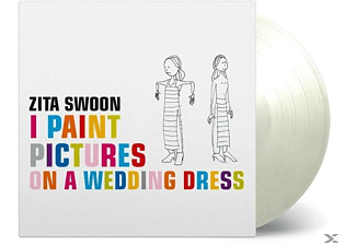 Zita Swoon - I Paint Pictures On A Wedding Dress (LTD White) - (Vinyl)