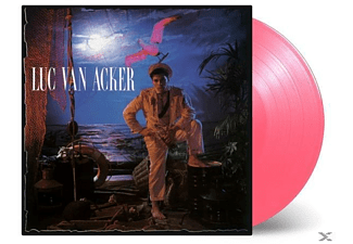 Luc-van- Acker - The Ship (LTD Pink Vinyl) - (Vinyl)