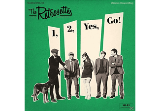 The Retrosettes - 1,2,Yes,Go! - (CD)