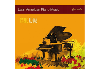 Pablo Rojas - Latin American Piano Music - (CD)