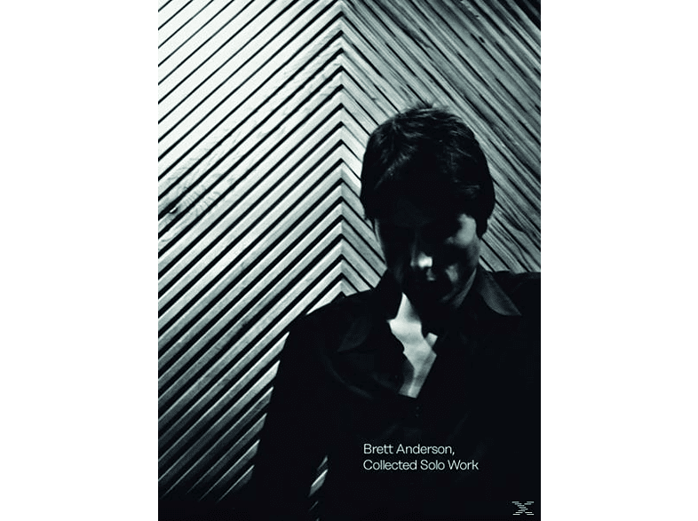 Brett Anderson - Collected Solo Work (5CD+DVD) [CD + DVD]
