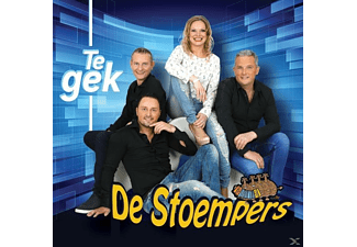 Te Gek - De Stoempers - CD