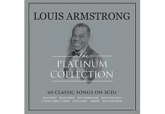 Louis Armstrong - Platinum Collection - (CD)