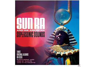 Sun & His Arkestra Ra - Supersonic Sounds - (CD)