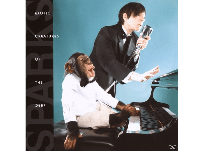 Sparks - Exotic Creatures Of The Deep [CD]