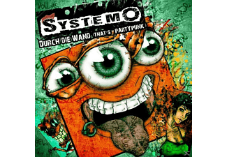 Systemo - Durch Die Wand (That's Partypunk) - (CD)