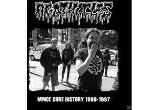 Agathocles - Mince Core History 96-97 - (CD)