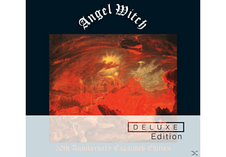 Angel Witch - Angel Witch 30th Anniversary Edition [CD]