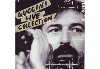 Francesco Guccini - Live Collection - (CD)