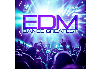 VARIOUS - EDM DANCE GREATEST - (CD)