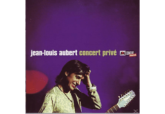 Jean-louis Aubert - Concert Prive - (CD)