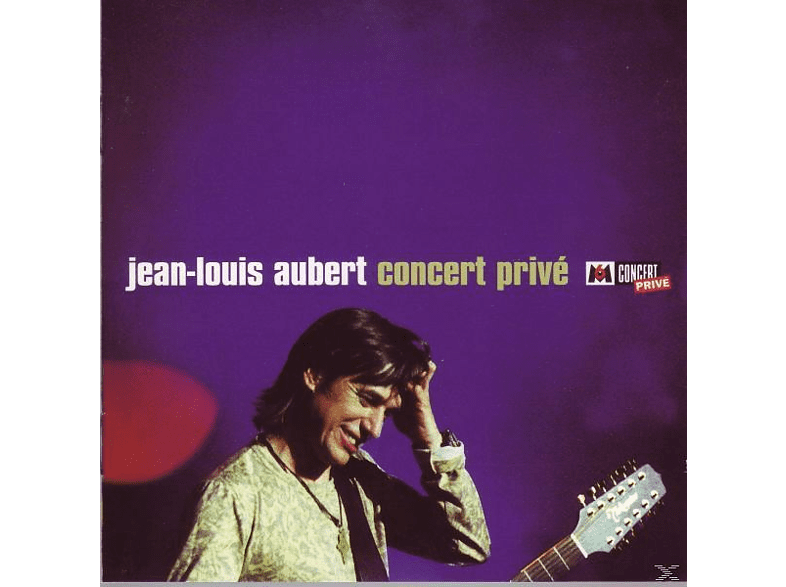 Jean-louis Aubert - Concert Prive [CD]