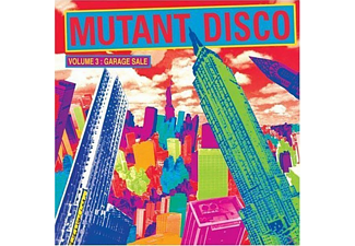 VARIOUS - Mutant Disco Vol.3 - (CD)