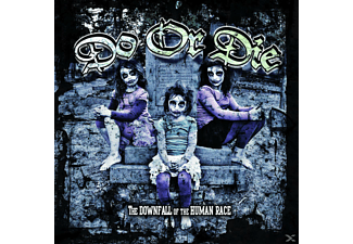 Do Or Die - The Downfall Of The Human Race - (CD)