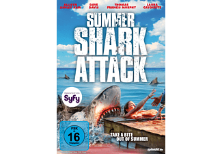 Summer Shark Attack - (DVD)