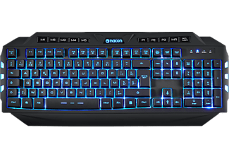 Nacon Clavier Gamer Azerty Pccl 200be Clavier Gamer