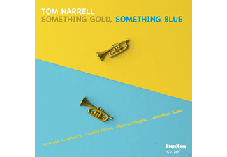 Tom Harrell - Something Gold,Something Blue - (CD)