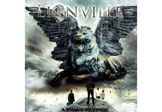 Lionville - A World Of Fools - (CD)