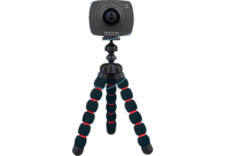 GOXTREME Full Dome 360 Action Cam, WLAN, Schwarz