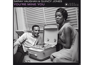 Sarah Vaughan / Quincy Jones - You're Mine You-Jean-Pierre Leloir Collection - (CD)