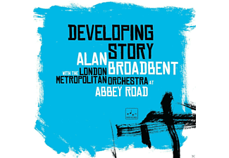 Broadbent Alan, The London Metropolitan Orchestra - Developing Story (Deluxe Heavyweight 2LP) - (Vinyl)