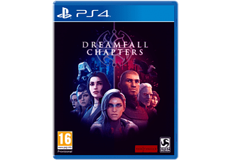 Dreamfall Chapters: The Longest Journey  PS4