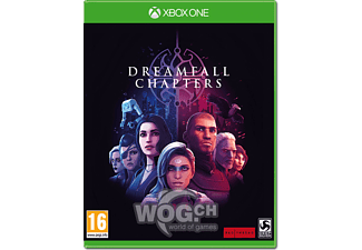 Dreamfall Chapters: The Longest Journey  Xbox One