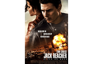 Jack Reacher 2 - Never Go Back - DVD