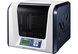 XYZ PRINTING Da Vinci Junior 1.0 3in1, 3D-Drucker/-Scanner, Weiß/Blau